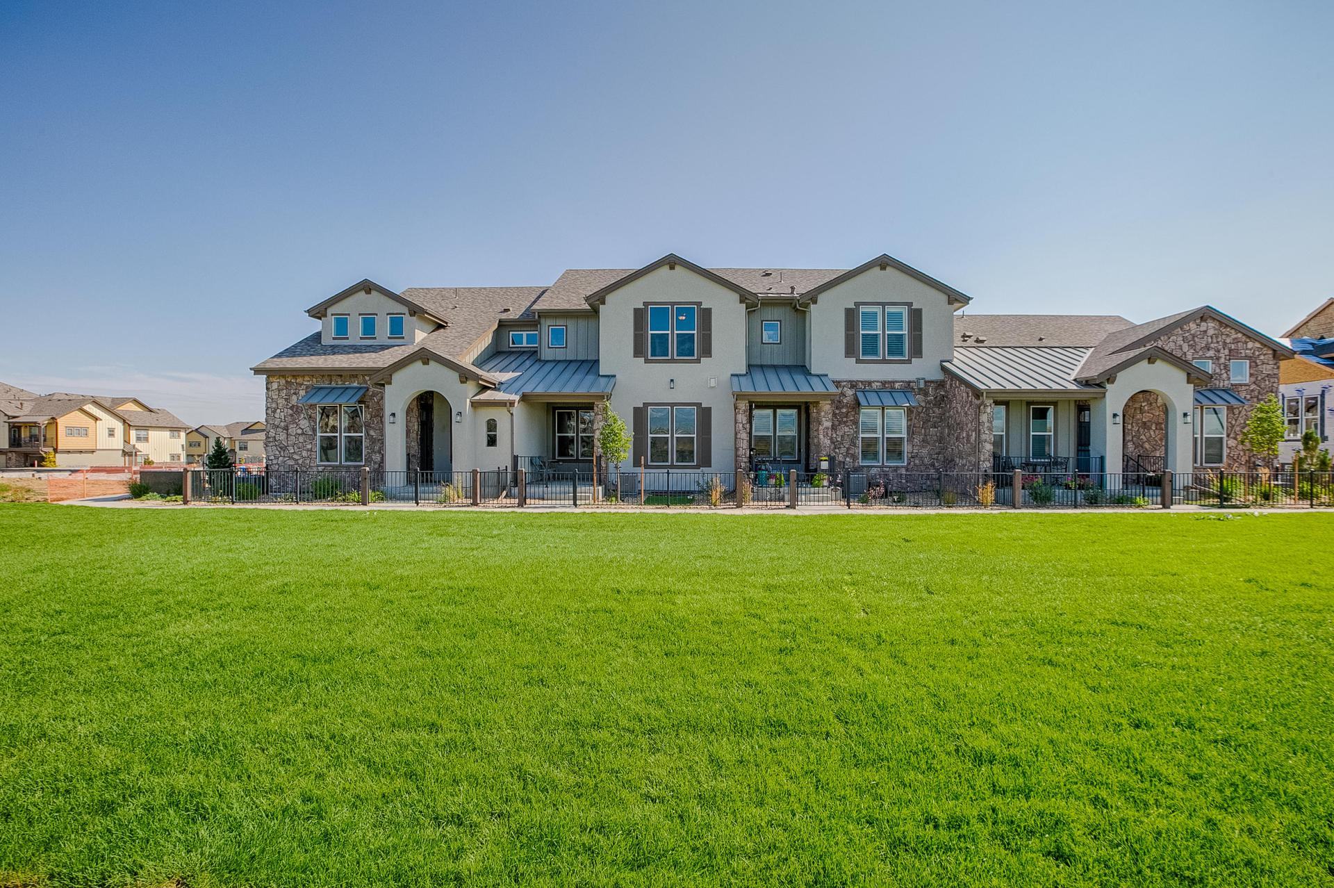 Exterior . Windsor, CO New Homes