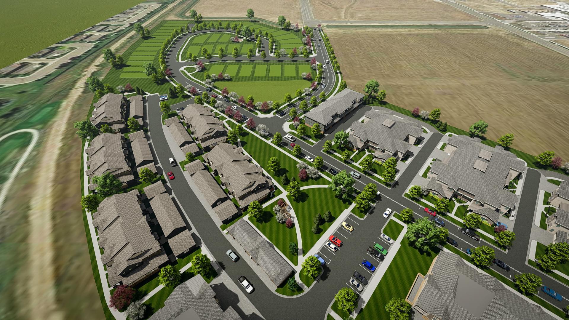 Longmont, CO New Homes