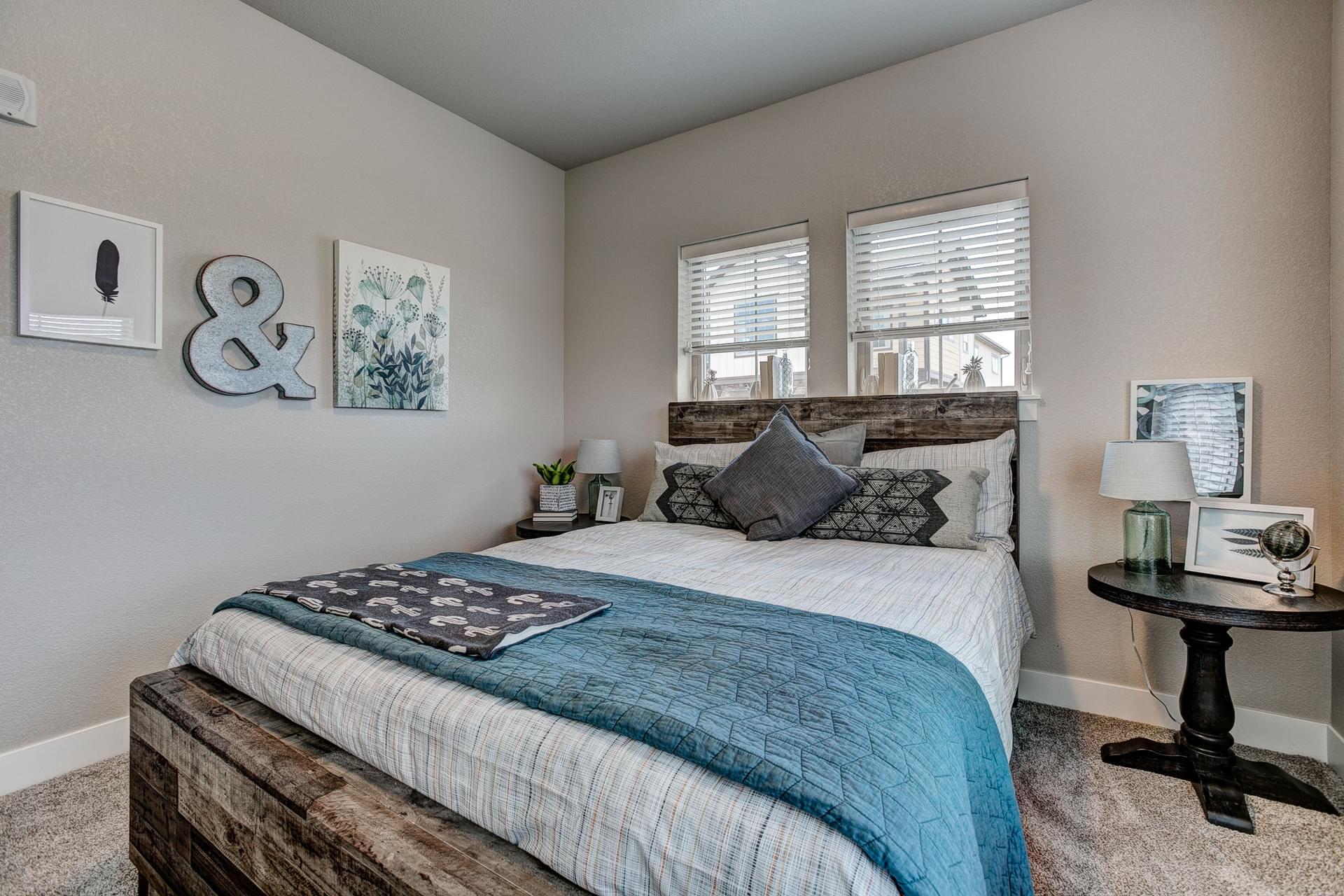 Bedroom 3 -  Previous Cambridge Floor Plan