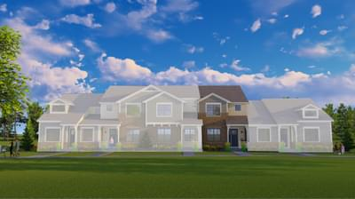Barrington New Home in Loveland, CO