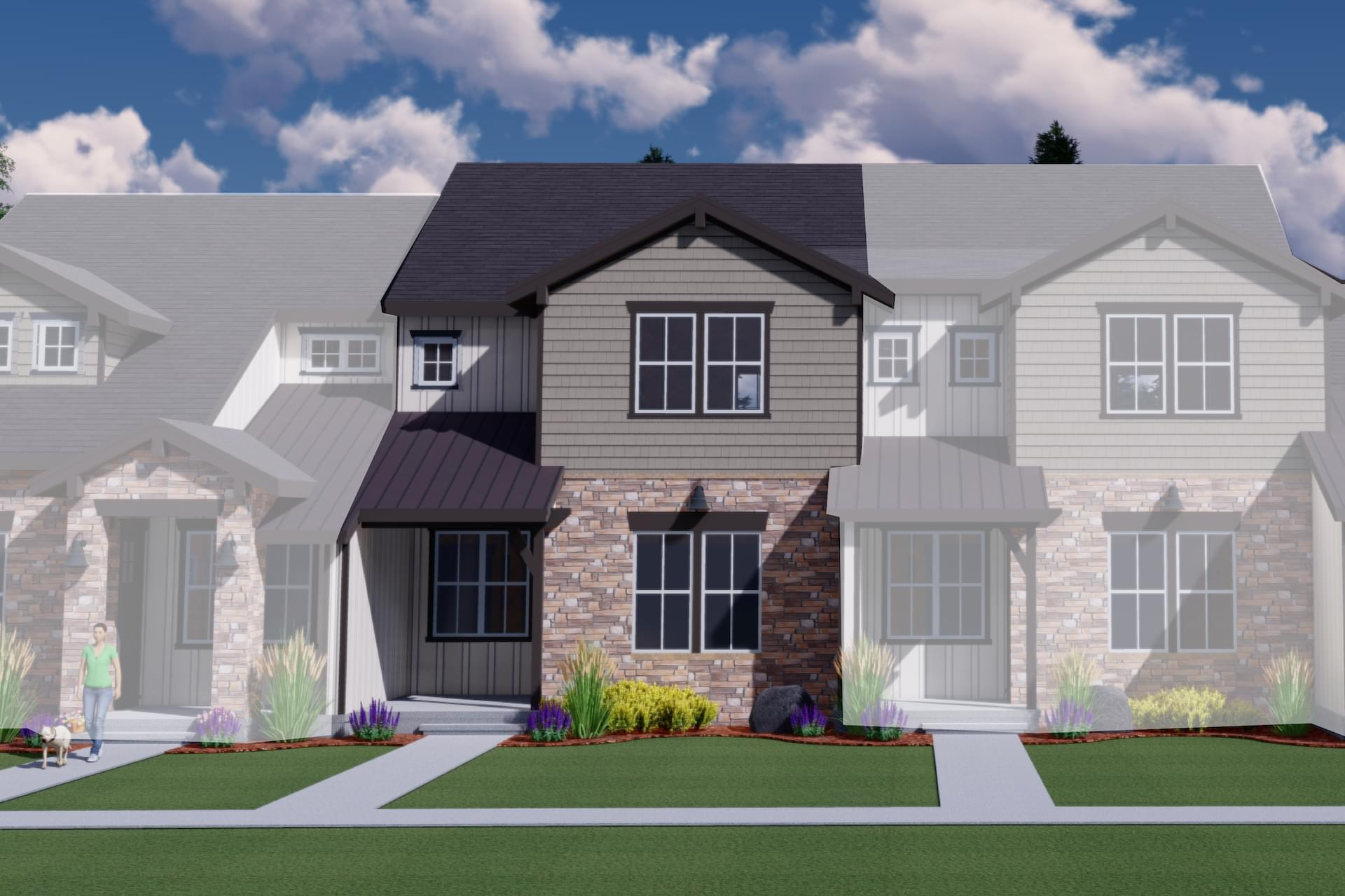 1,738sf New Home in Berthoud, CO