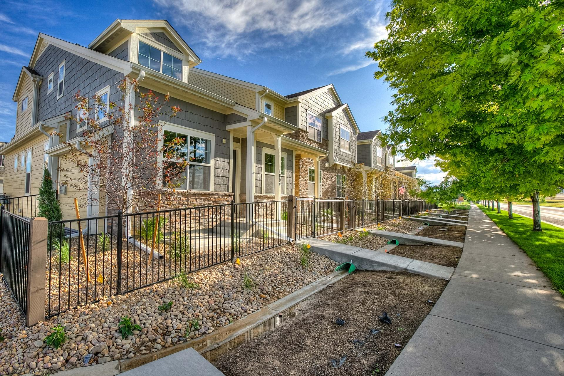 Kendall Brook New Homes in Loveland, CO
