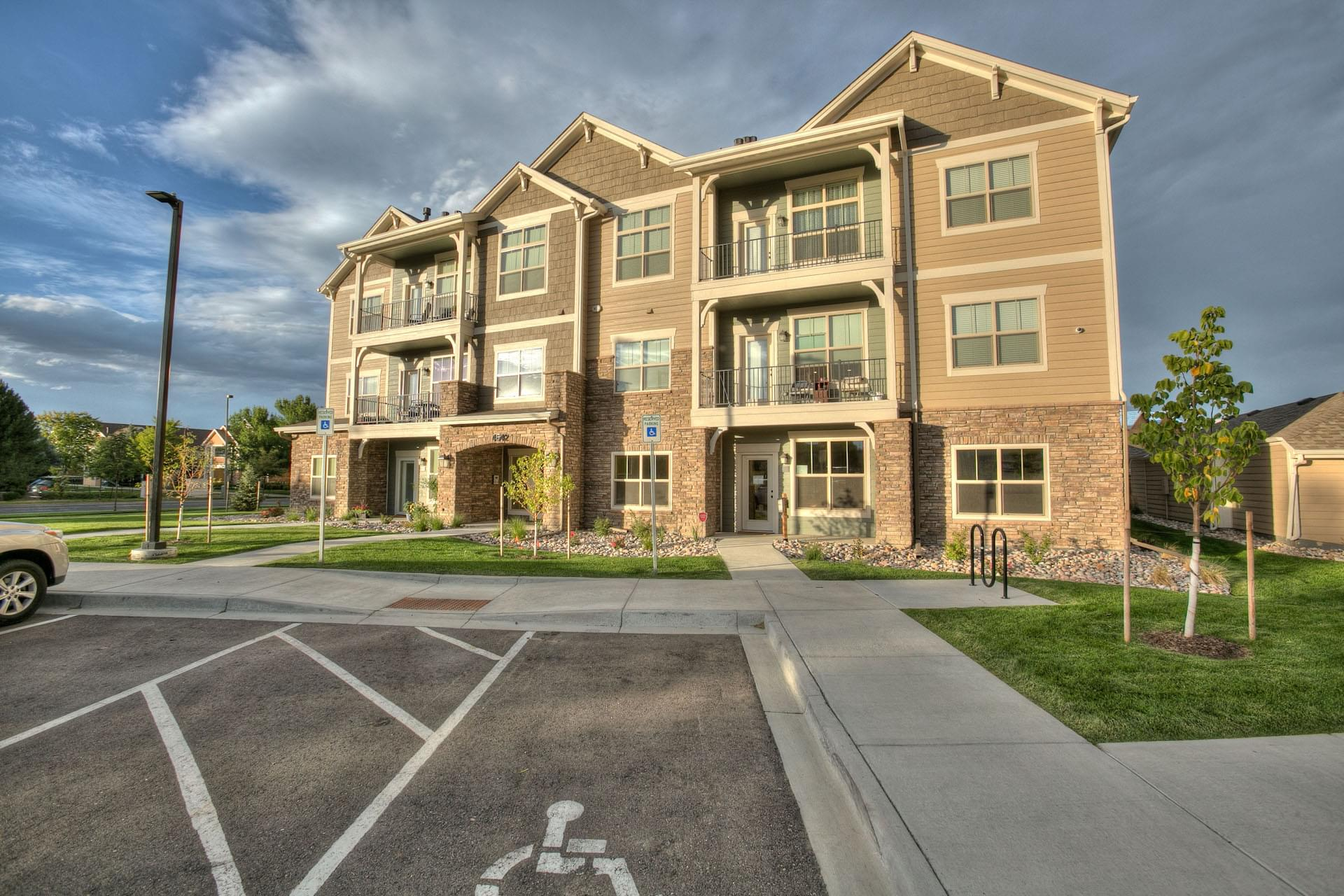 The Flats at Centerra New Homes in Loveland, CO
