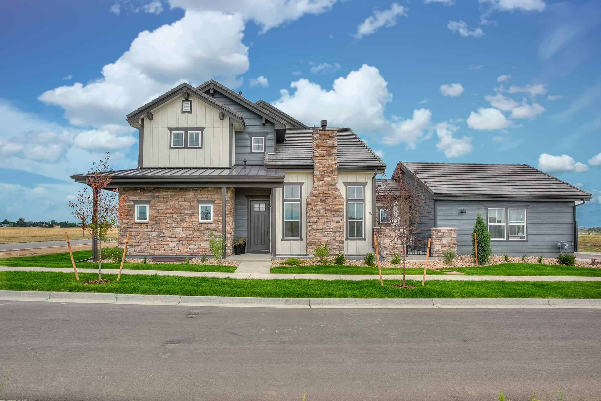 New Homes in Berthoud, CO