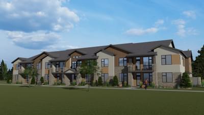 The Harvard new home in Loveland CO