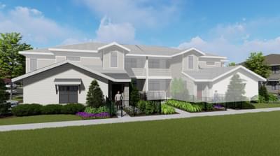 Cascade New Home in Loveland, CO
