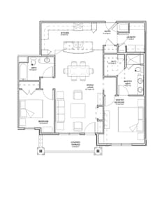 Harvard Home with 2 Bedrooms