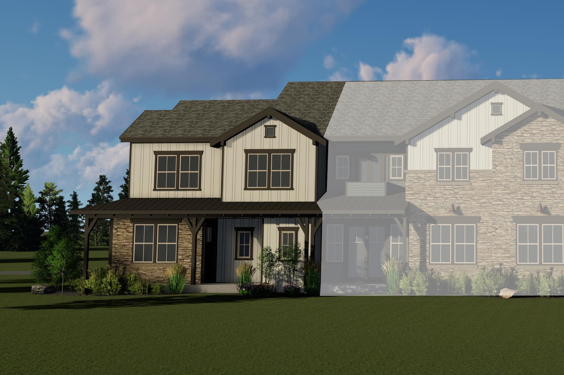2,012sf New Home