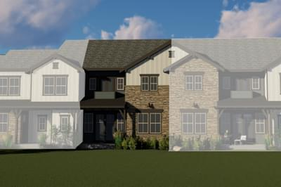 The Valencia new home in Berthoud CO