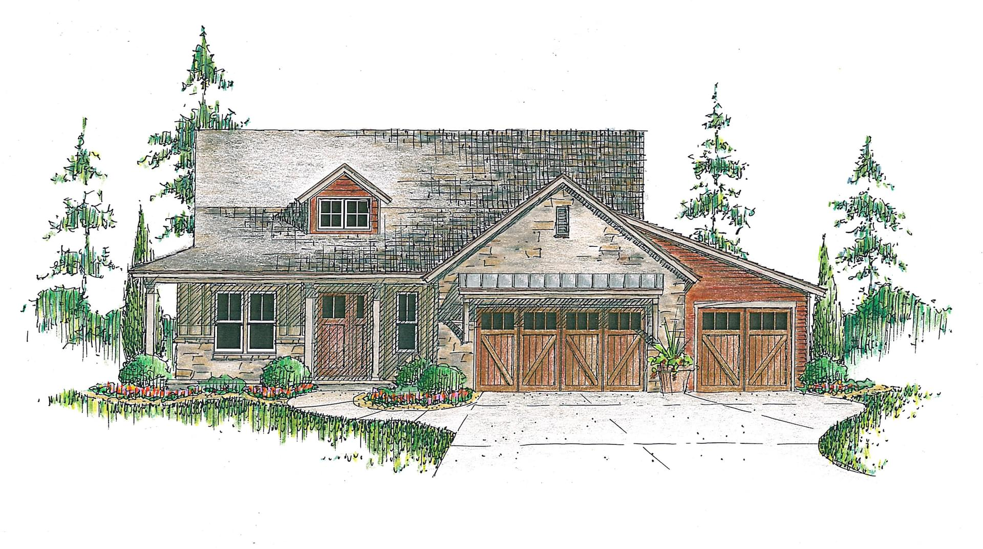 1,991sf New Home