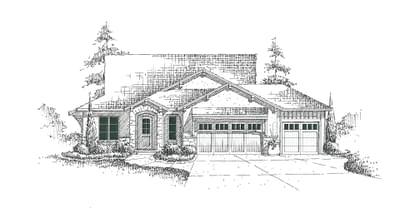 New Home in Semi-Custom Estate Homes, CO
