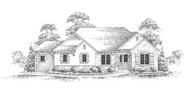 The Augusta new home in Landmark Homes, Custom Homes CO