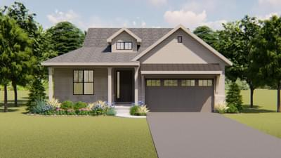 1,588sf New Home in Windsor, CO