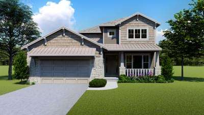 2,496sf New Home
