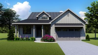 Edora New Home Floor Plan