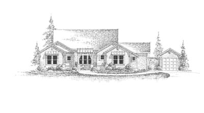Pinehurst New Home Floor Plan