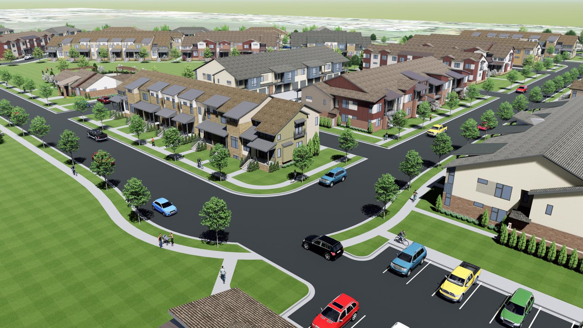 New Homes in Fort Collins, CO