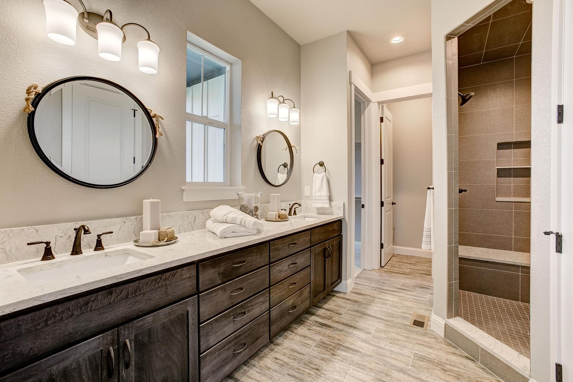 Master Bath. New Homes in Berthoud, CO