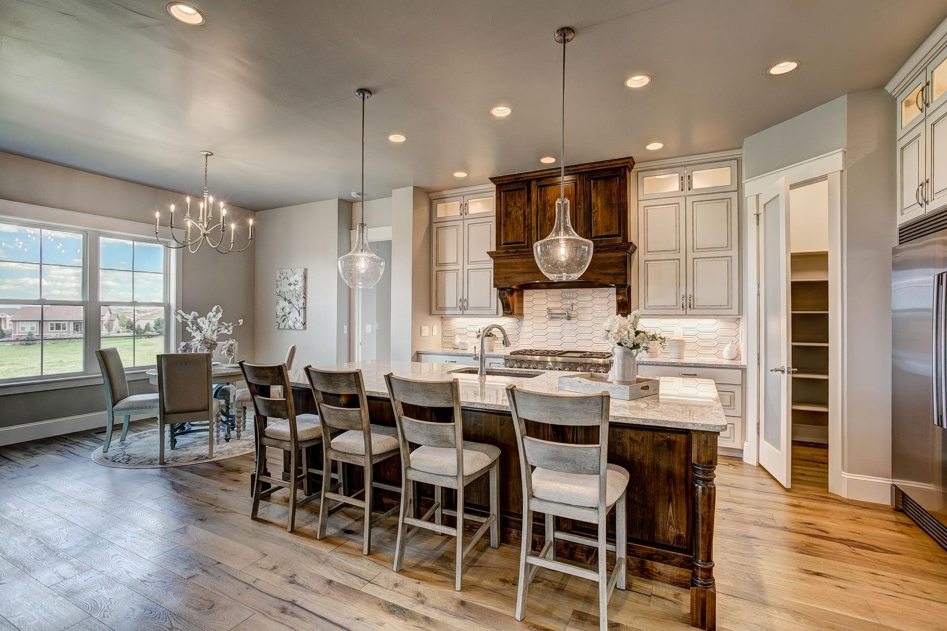 Semi-Custom Estate Homes, CO New Homes
