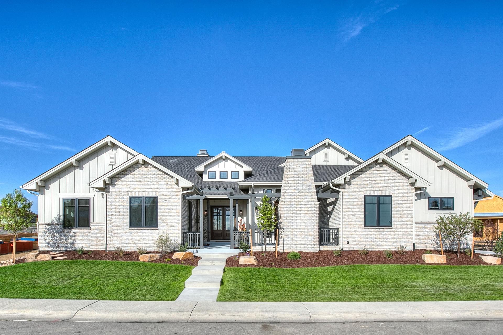 Estate Semi-Custom Homes New Homes in Semi-Custom Estate Homes, CO