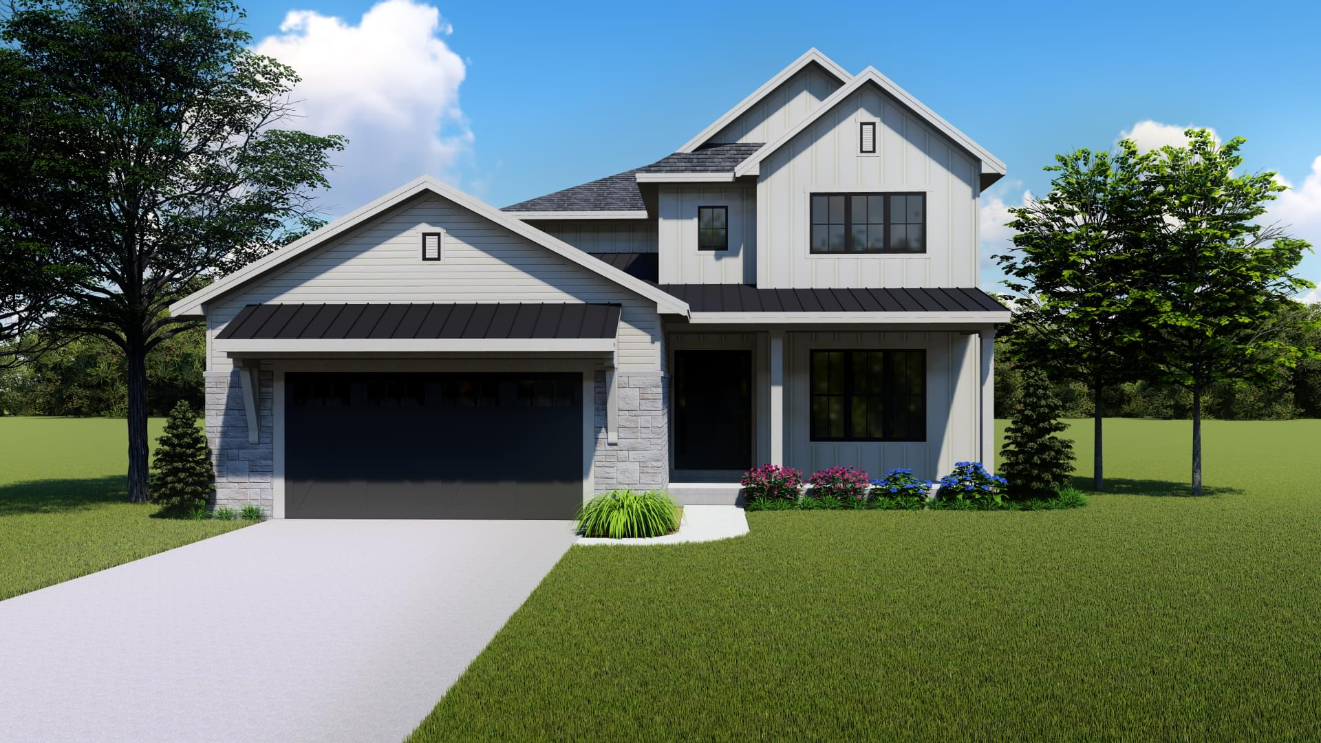 Country Farms Village, The Parks New Homes in Windsor, CO
