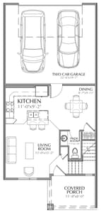 Eldorado New Home Floor Plan