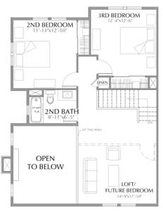 Summerlin New Home Floor Plan