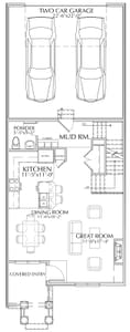 1,691sf New Home in Windsor, CO