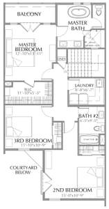 Valencia New Home Floor Plan