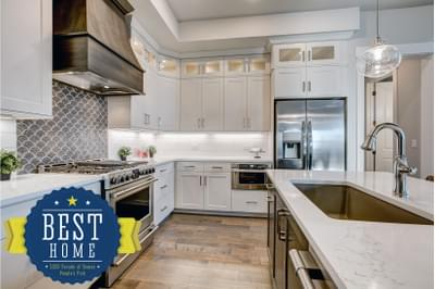 Landmark Homes -  2020 – NOCO HBA Parade of Homes – People's Choice for Best Home