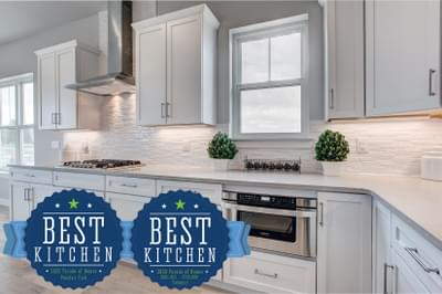 Landmark Homes -  2020 – NOCO HBA Parade of Homes -  People's Choice for Best Kitchen