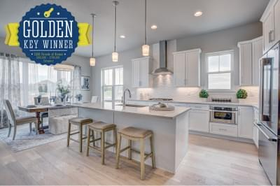 Landmark Homes -  2020 – NOCO HBA Parade of Homes – Gold Key Winner for $600,000+ Homes