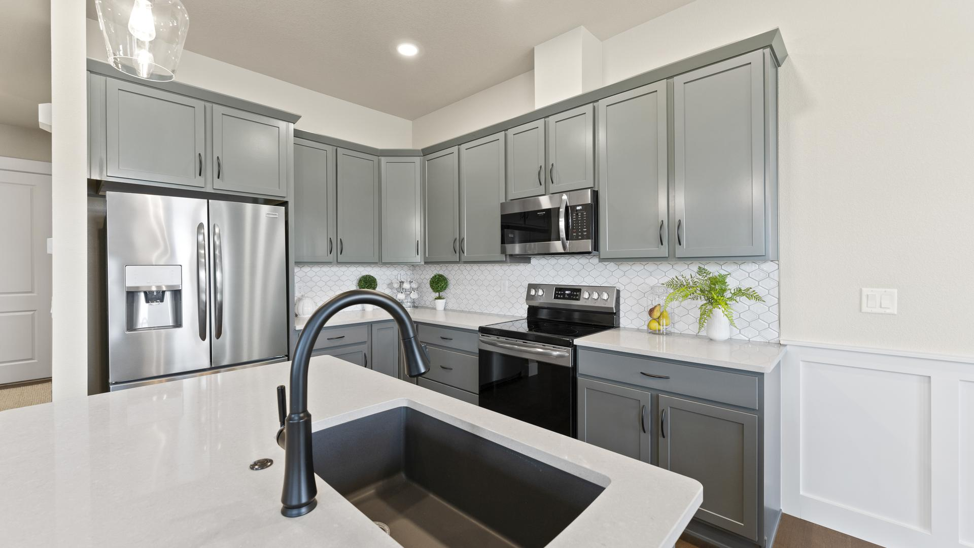 Kitchen. 1,955sf New Home in Windsor, CO