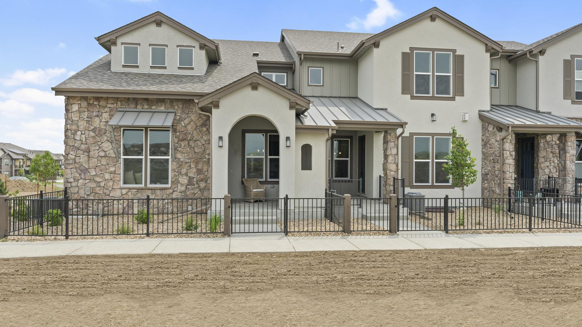 Exterior. New Homes in Windsor, CO