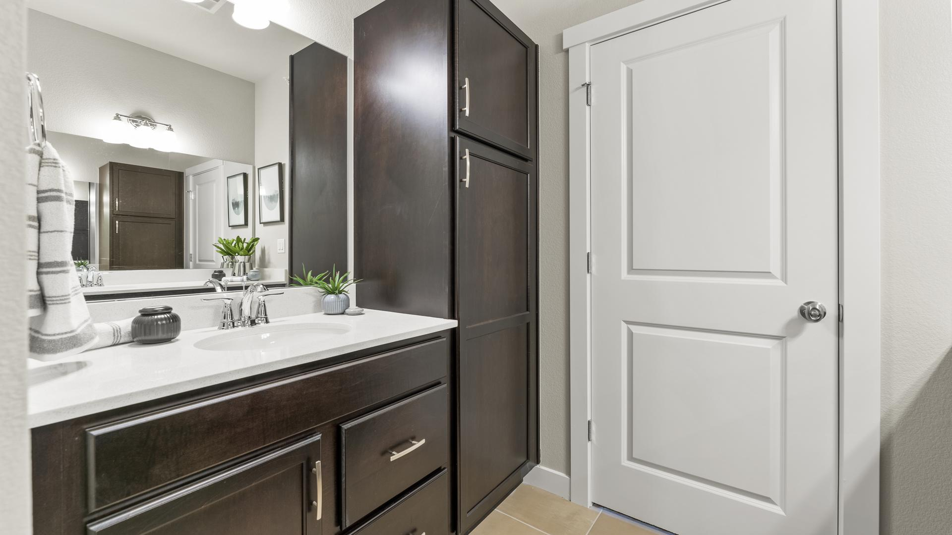 Master Bath - Not Actual Home - Finishes Will Vary