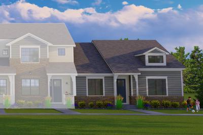 The Devon new home in Windsor CO