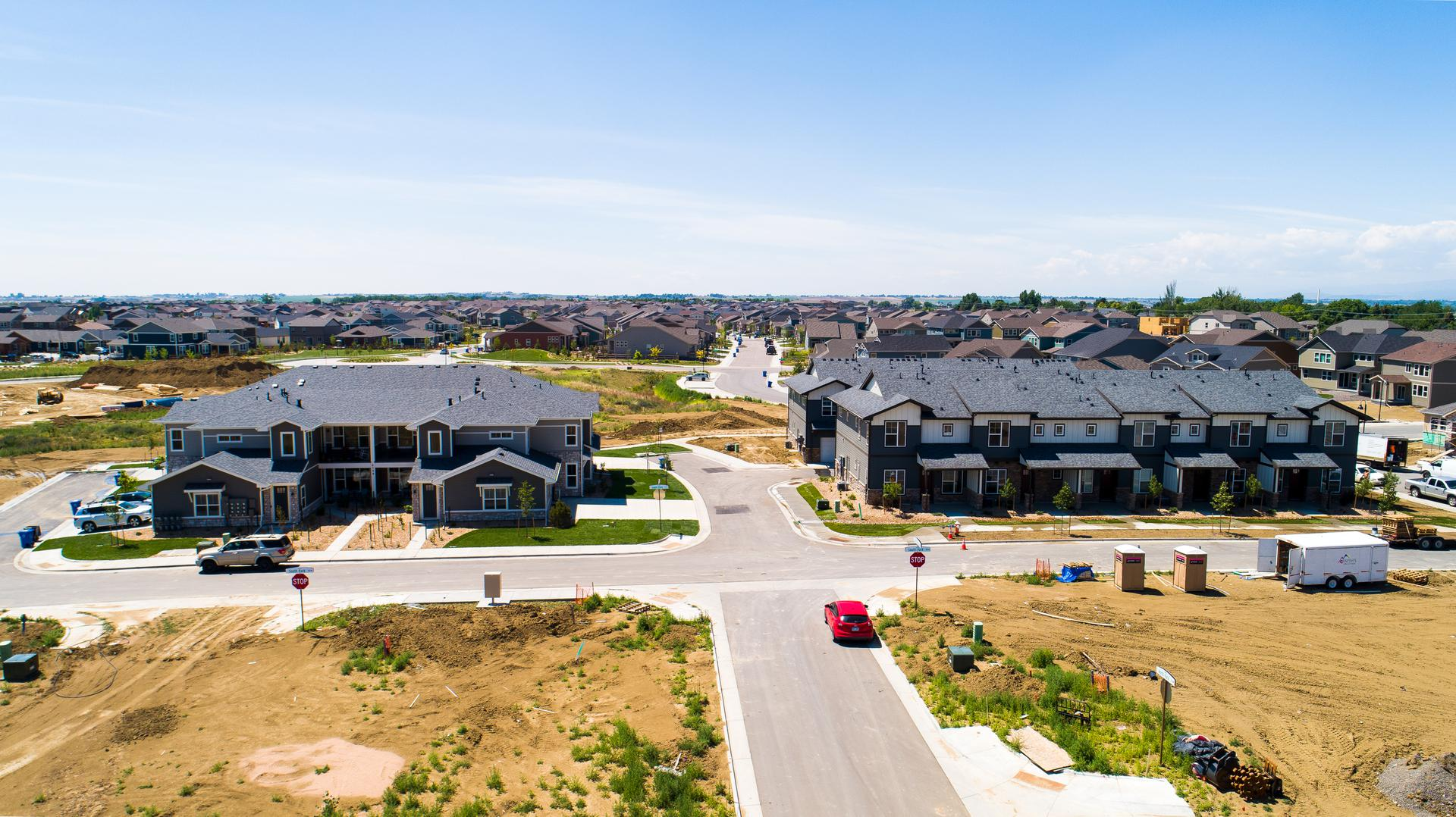 Discovery at The Lakes at Centerra New Homes in Loveland, CO