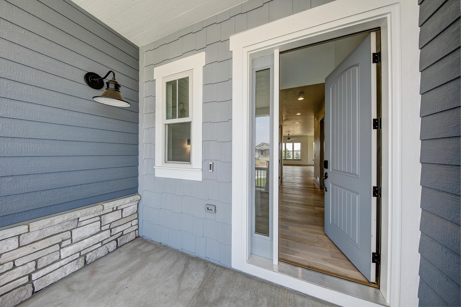 Exterior - Not Actual Home - Finishes Will Vary