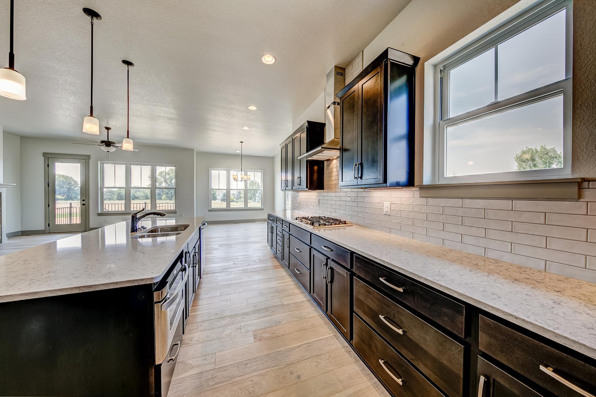 Kitchen . Edora New Home Floor Plan