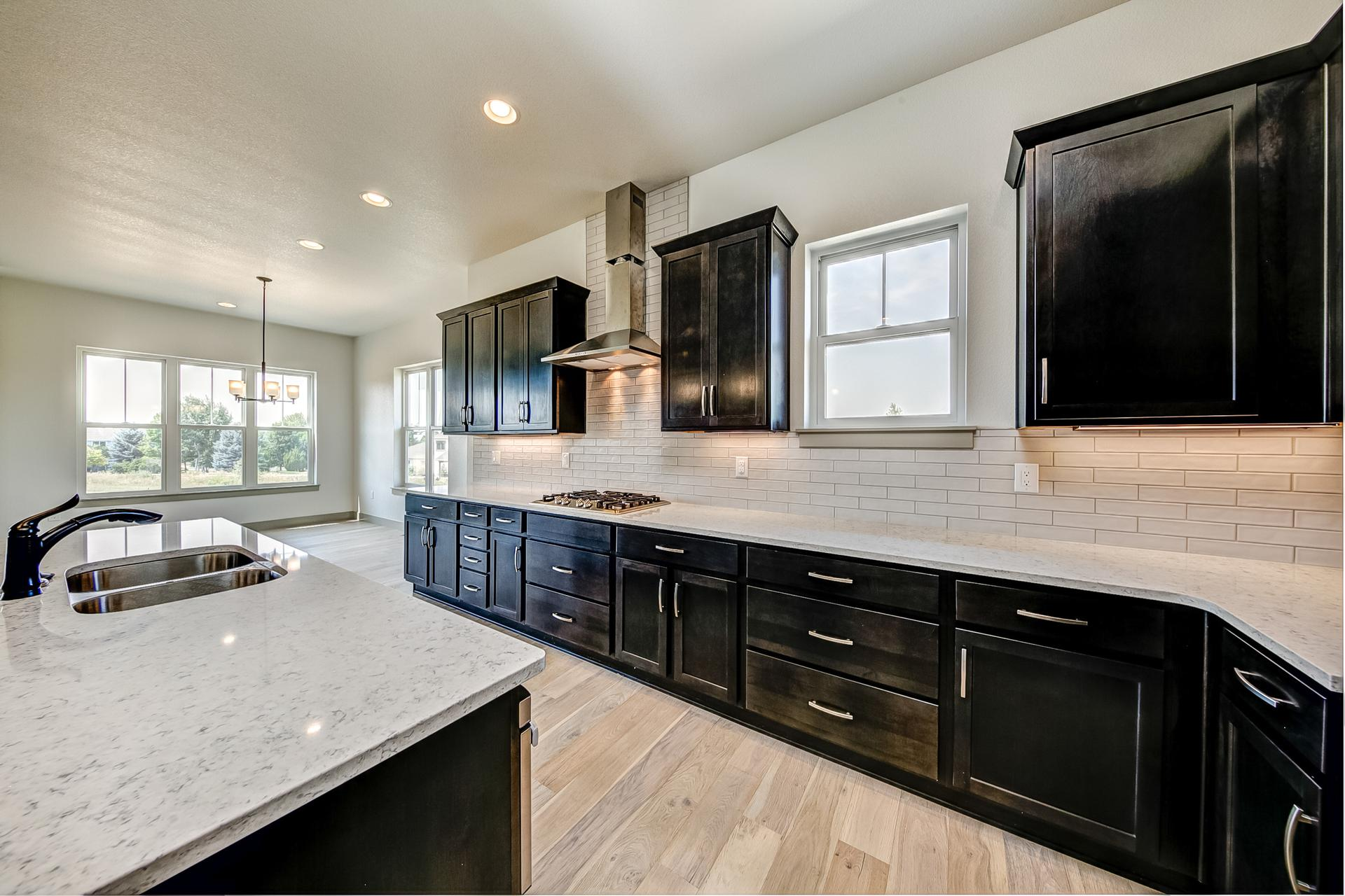 Kitchen - Not Actual Home - Finishes Will Vary . 8459 Annapolis Dr, Windsor, CO