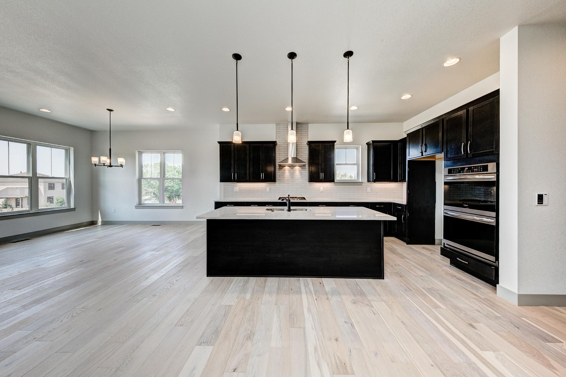 Kitchen - Not Actual Home - Finishes Will Vary . 2br New Home in Windsor, CO