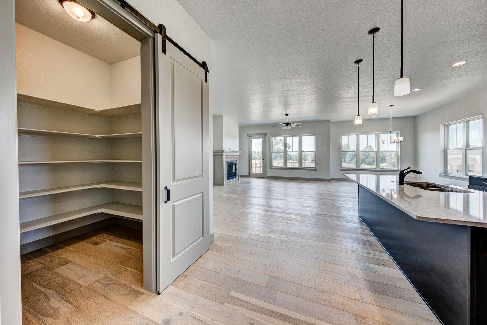Kitchen - Not Actual Home - Finishes Will Vary