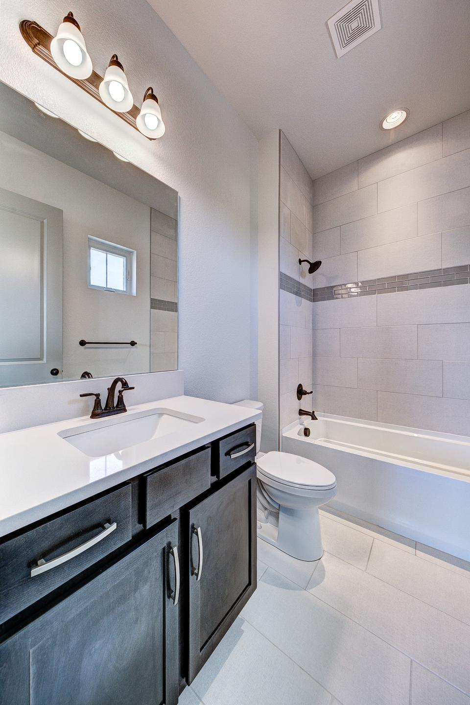 Bath 3 - Not Actual Home - Finishes Will Vary