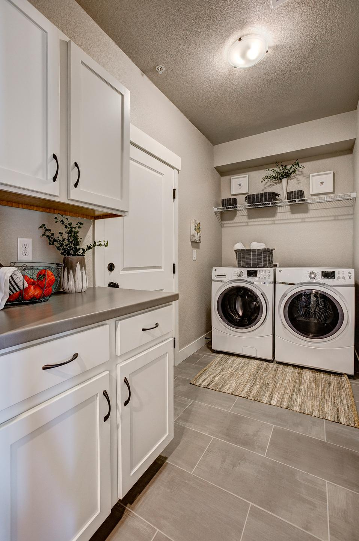 Laundry -  Previous Cambridge Floor Plan