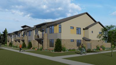 962sf New Home in Loveland, CO