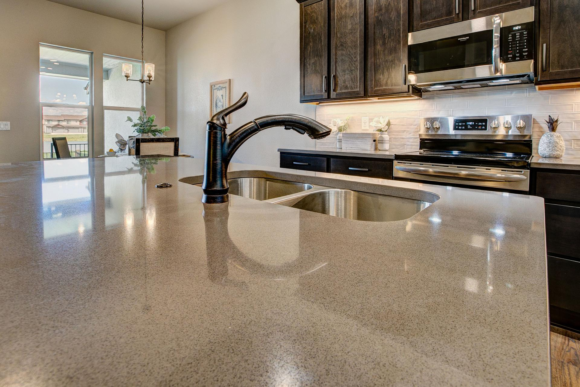 Kitchen - Not Actual Home - Finishes Will Vary . 6242 Vernazza Way #2, Windsor, CO