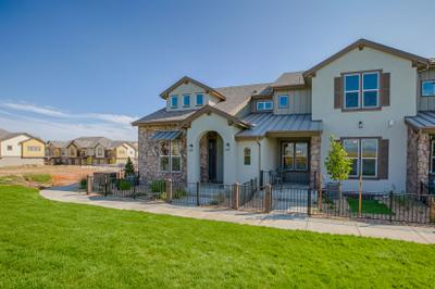 The Avalon new home in Berthoud CO