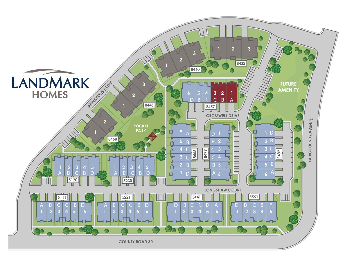 Windsor, CO Country Farms Village, The Towns New Homes from Monticello Homes