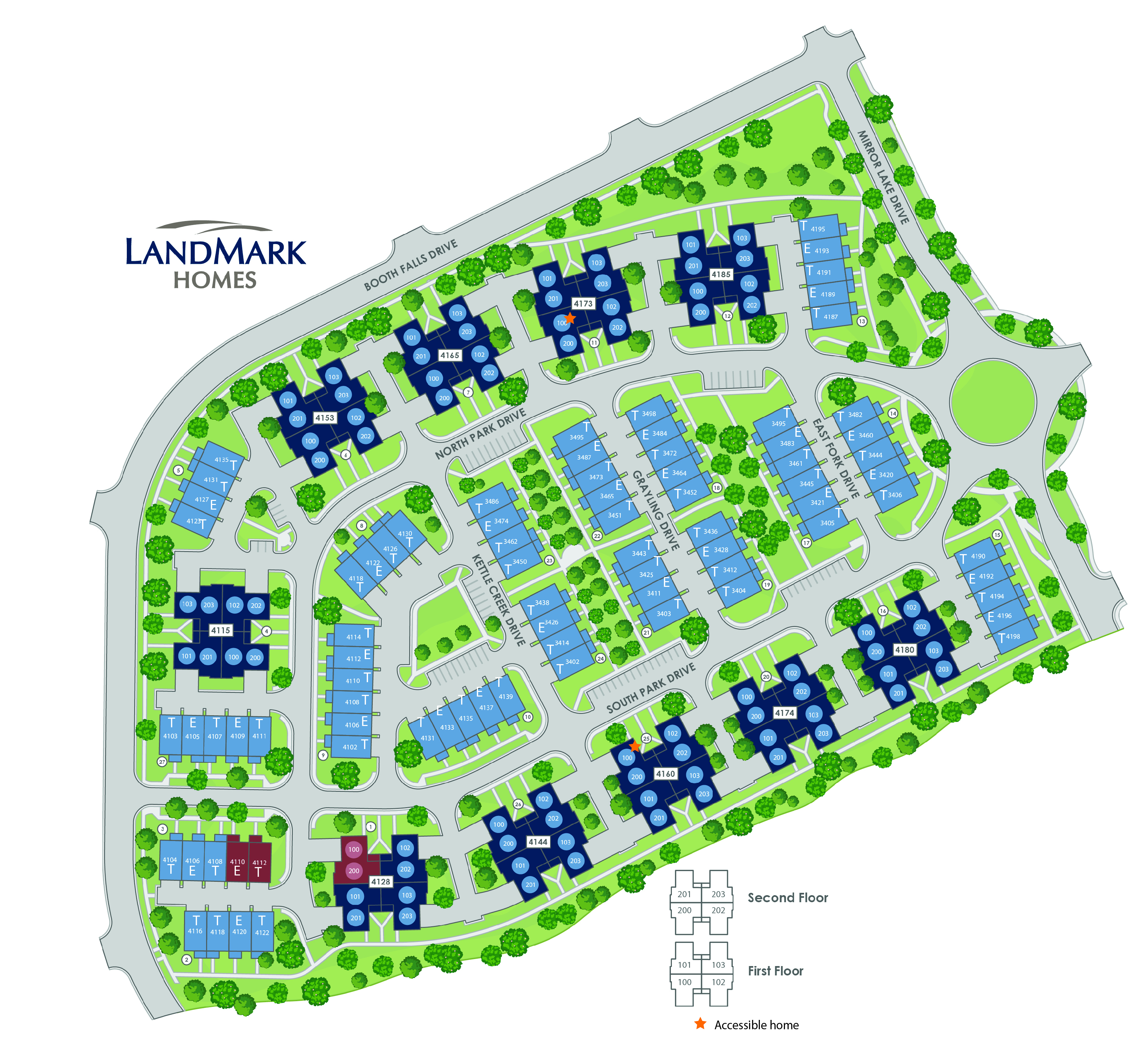 Loveland, CO Discovery at The Lakes at Centerra New Homes from Monticello Homes