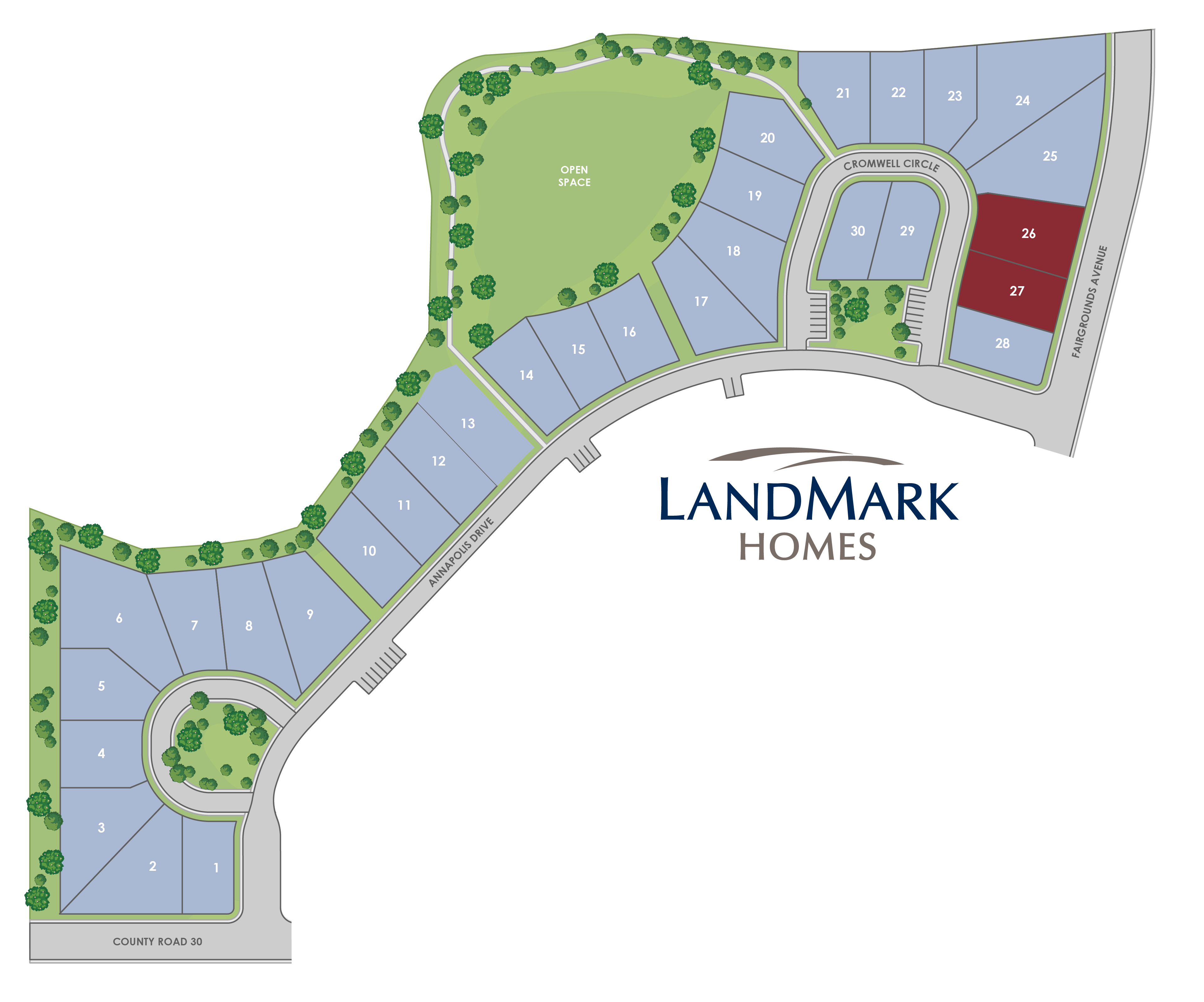Windsor, CO Country Farms Village, The Parks New Homes from Monticello Homes